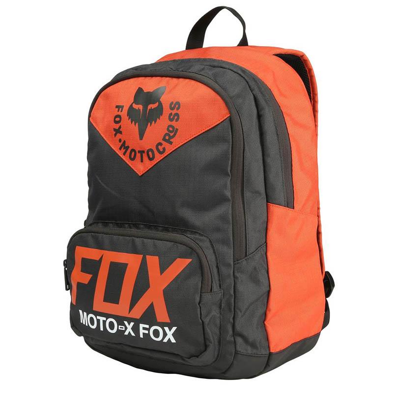 Fox - Scramblur Lock Up Backpack Orange рюкзак, сине-оранжевый