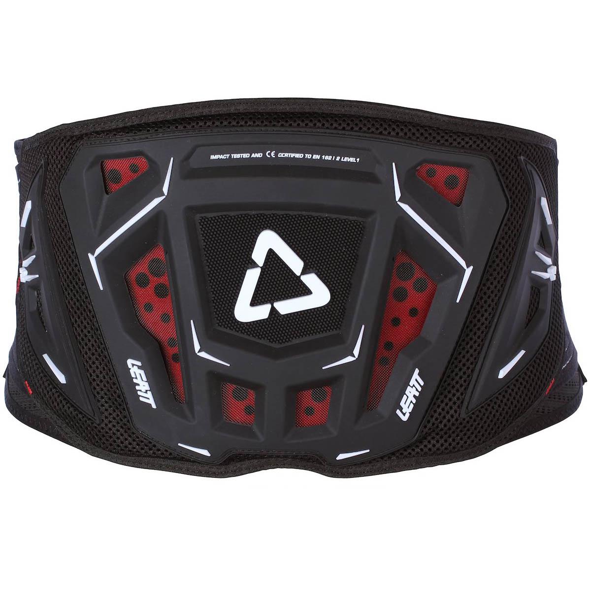 Leatt - 2018 3DF Kidney Belt Black защитный жилет, черный