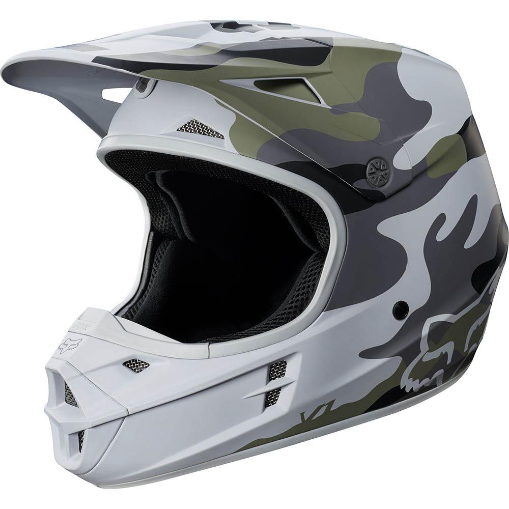 Fox - 2018 V1 Limited Edition San Diego шлем