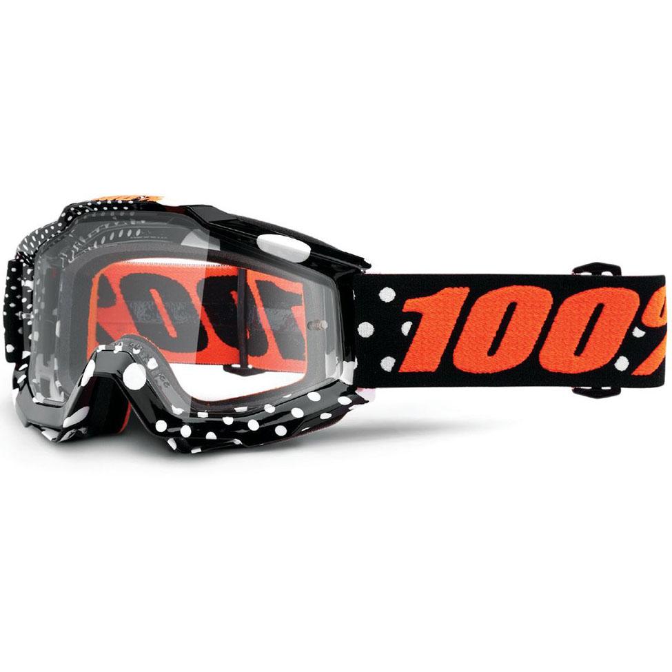 100% - Accuri Gaspard Clear Lens, очки